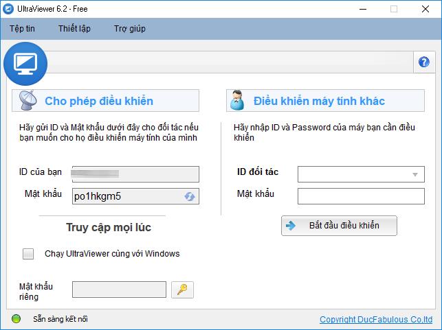 UltraViewer 6.2.109 - Sửa lỗi copy bị mất định dạng